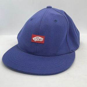 Vans Off The Wall Navy Hat